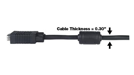 Cable Thickness