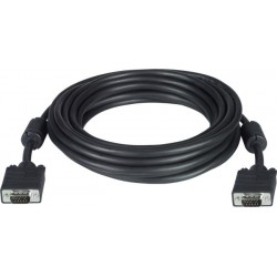 Plenum VGA Monitor Cable - Male-to-Male