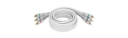 HDTV Component Video Cables