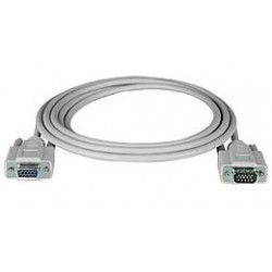 Super Thin VGA Extension Cable - Male-to-Female