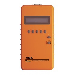 VGA Video Pattern Generator