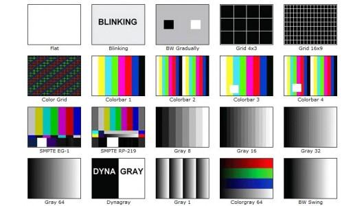 Hdmi Dvi Video Pattern Signal Generator Monitor Repair Vga