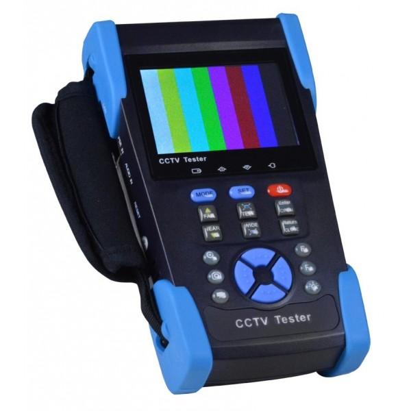 Cctv Tester Multimeter Pal Ntsc Ptz Control Rs232 Rs485 Rs422